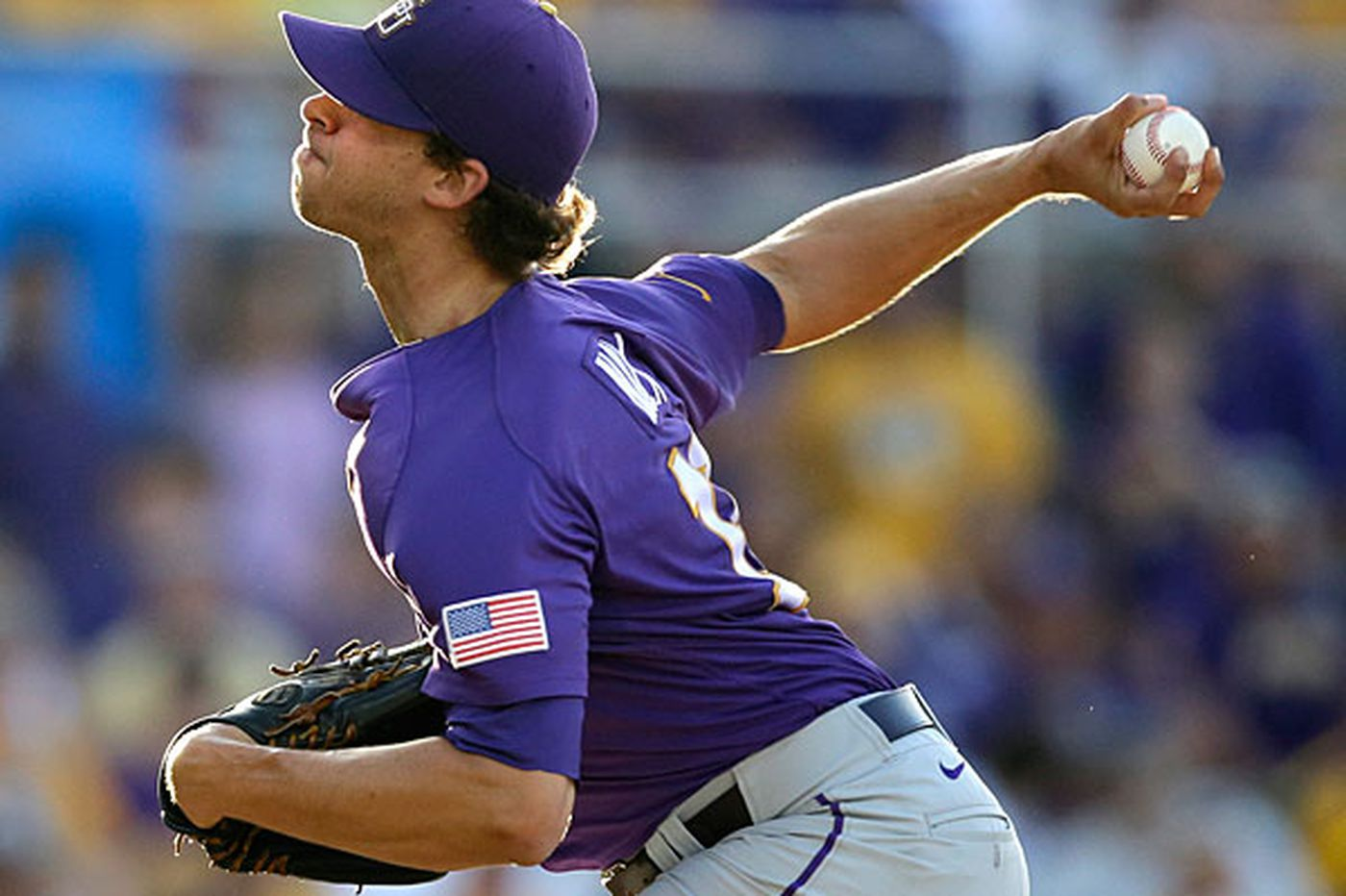 Everything you need to know about LSU righthander Aaron Nola