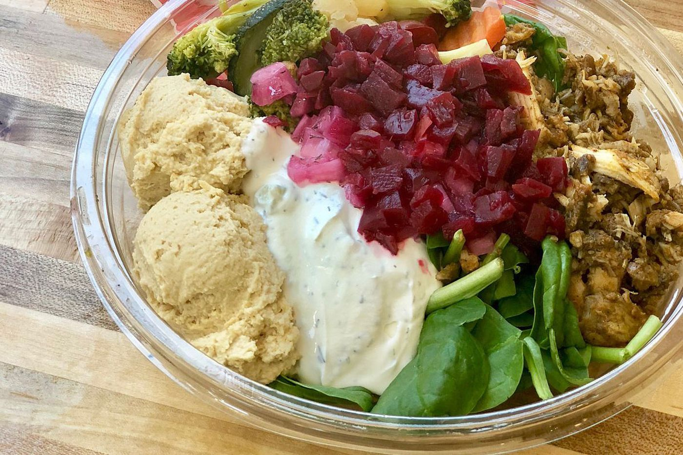 Hummus options keep spreading | Let's Eat