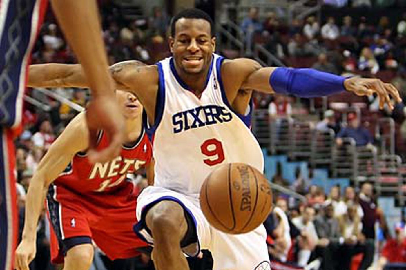 Inside the Sixers: Iverson's return just might help Iguodala