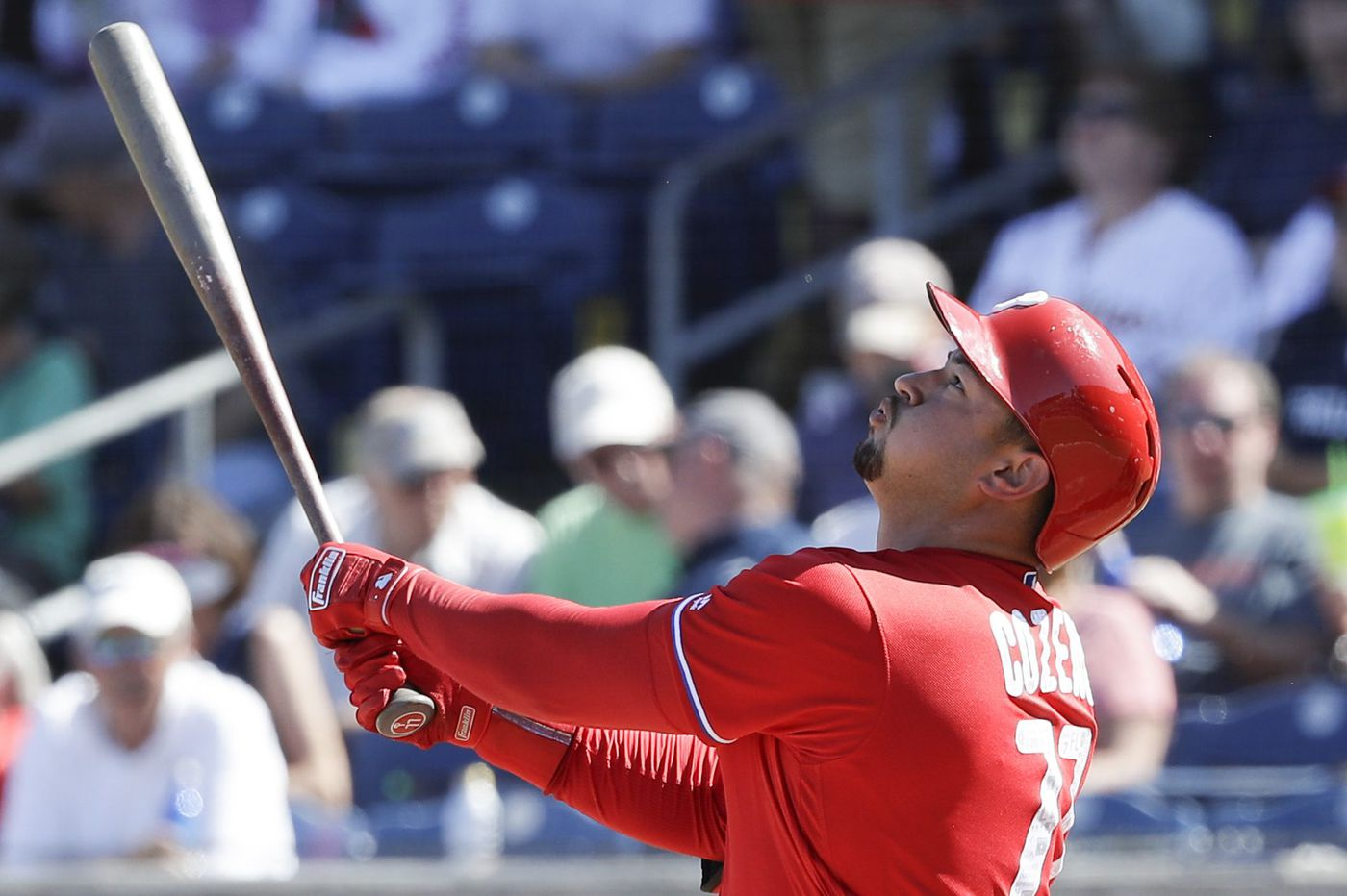 Dylan Cozens still sees a bright big-league future with Phillies | Bob Brookover