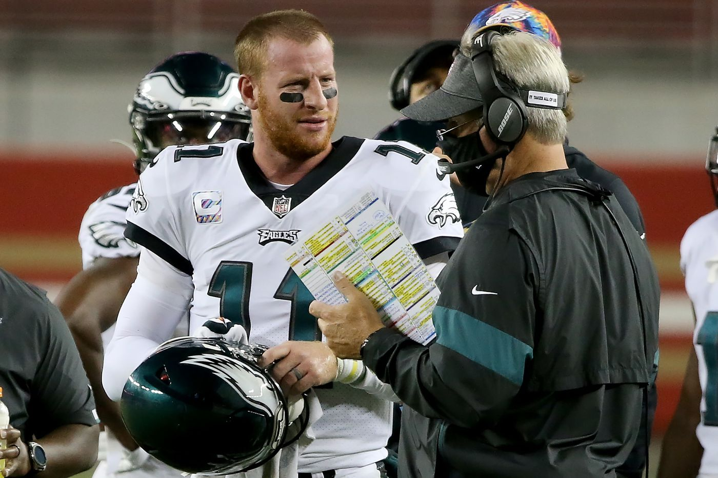 As the Eagles return from the bye week, some persistent problems really need quick resolutions