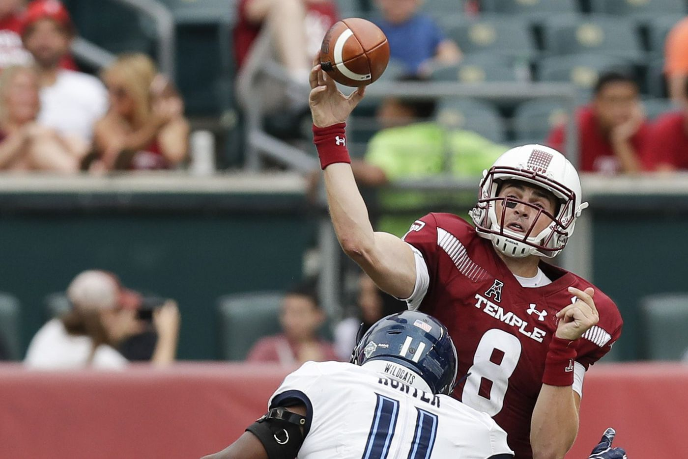 Buffalo at Temple: Predicting the Owls' chance to bounce back