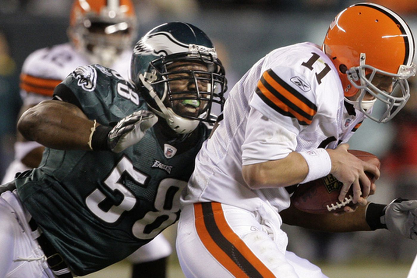 Payback time for Eagles in rematch with division foe Redskins