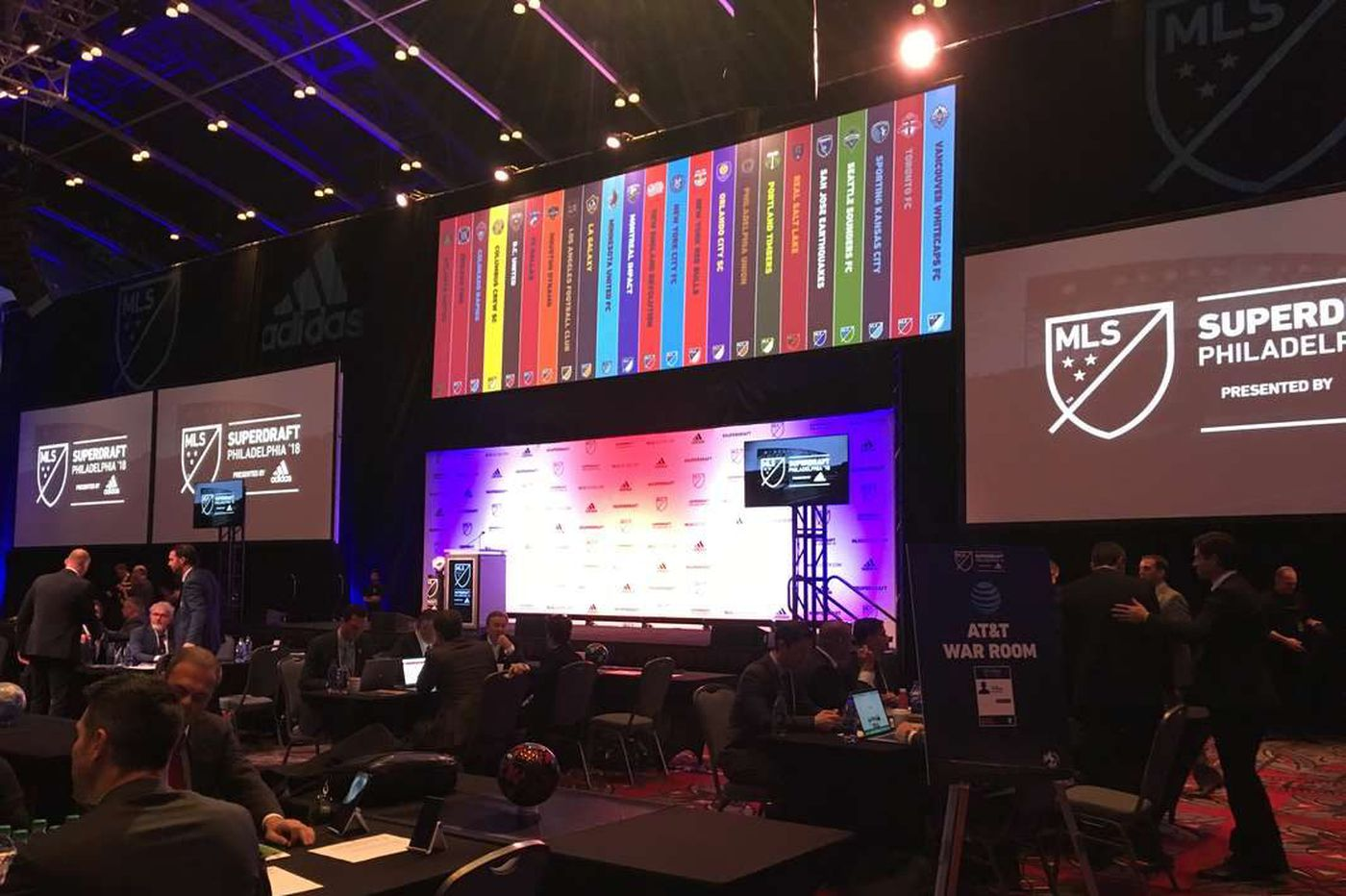 United Soccer Coaches convention in Philadelphia - live updates