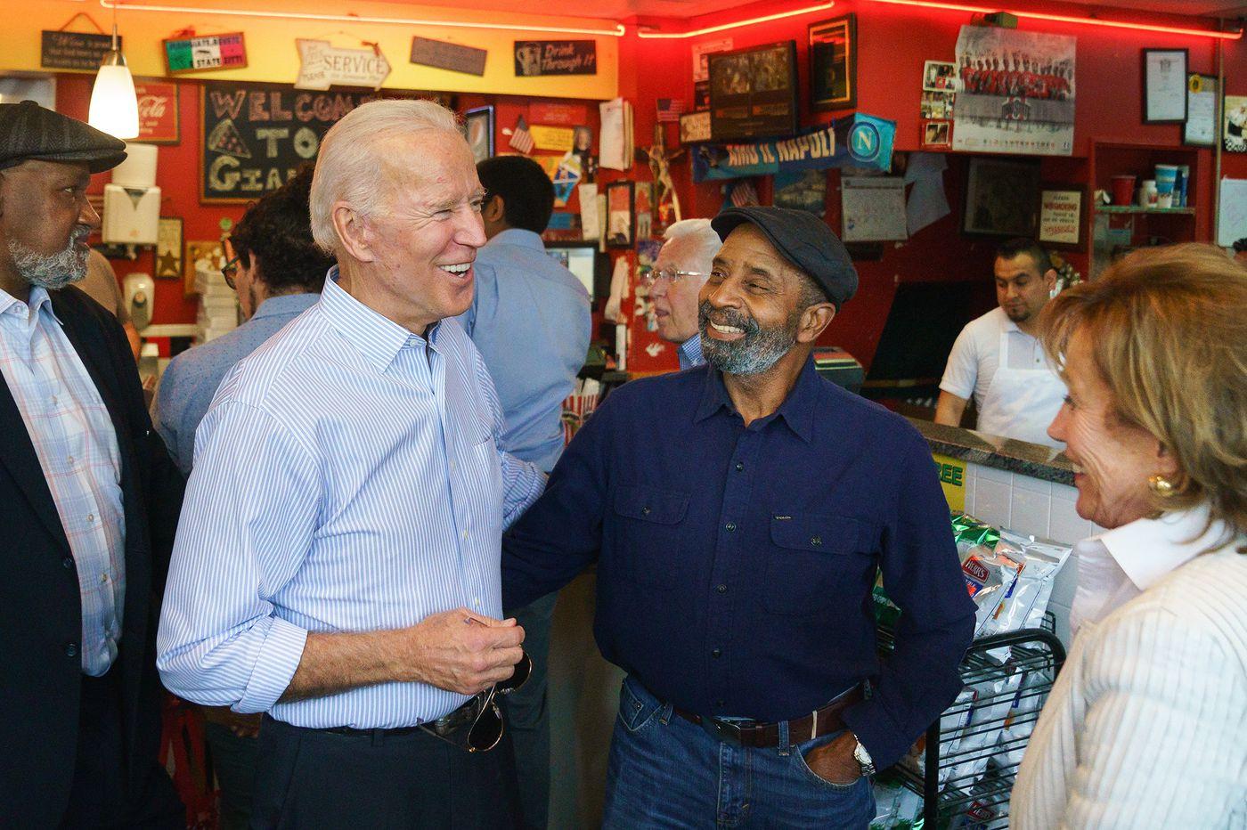 Joe Biden announces details of Philadelphia rally May 18
