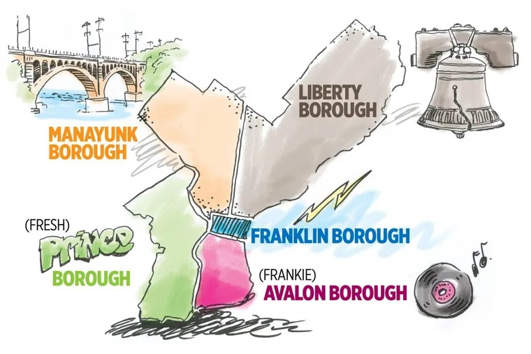 Some Philadelphians feel like they aren't part of the city. One solution: Steal an idea from New York, where the borough system provides areas with their own provisional governments and, councils and task forces.
