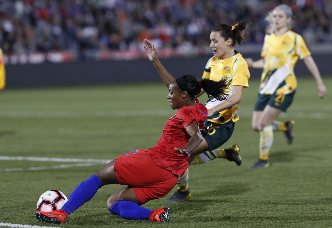 Meet the 23 players on the U S  women's national soccer team