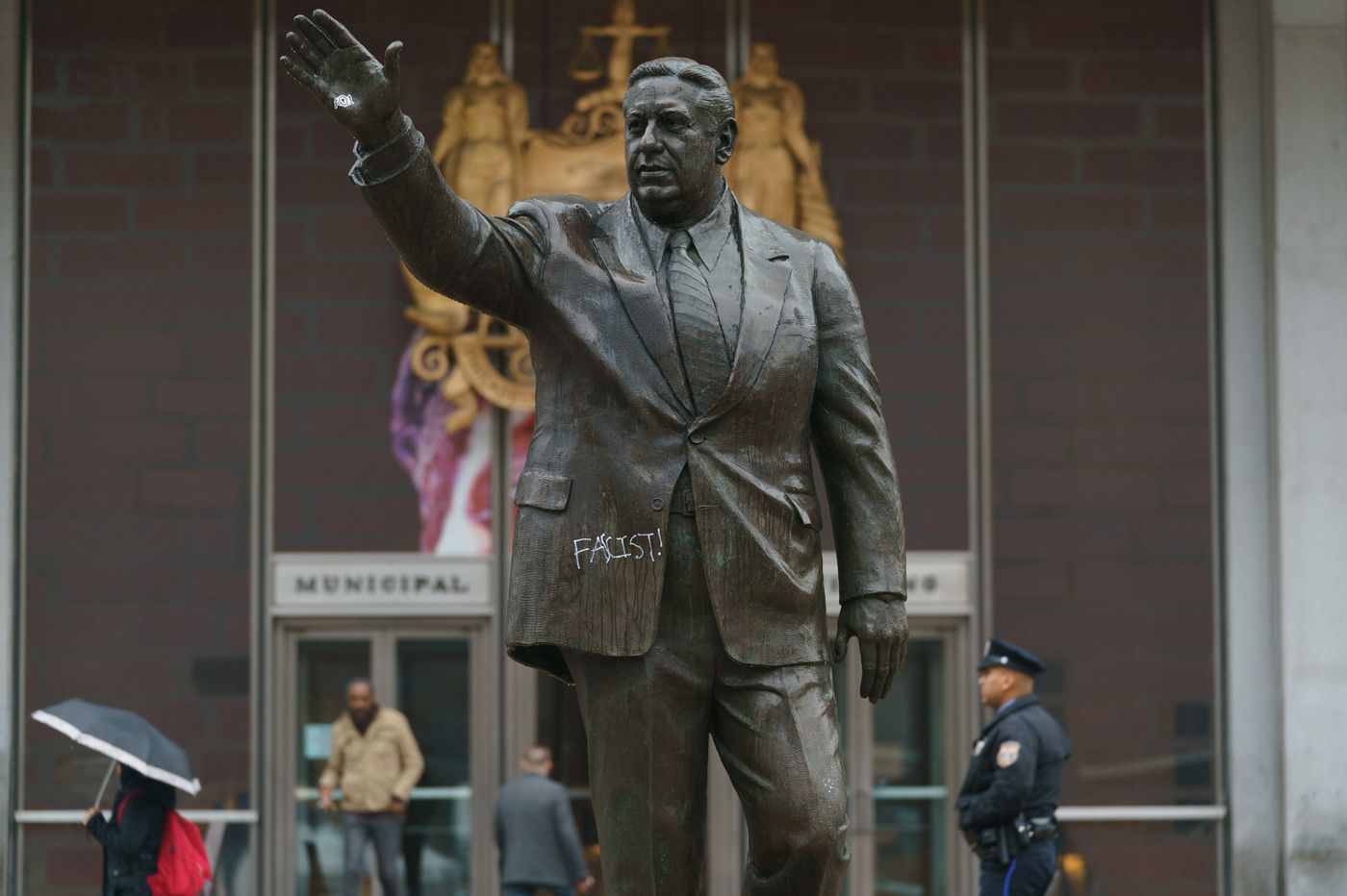 The Frank Rizzo statue's future is bungled yet again | Opinion