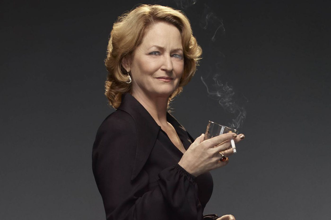 'I'm Dying Up Here's' Melissa Leo won't be pinned down