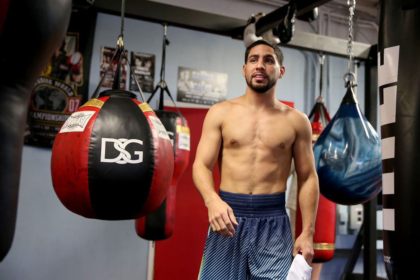 Danny Garcia hopes to follow Tevin Farmer's lead, bring another boxing title to Philly