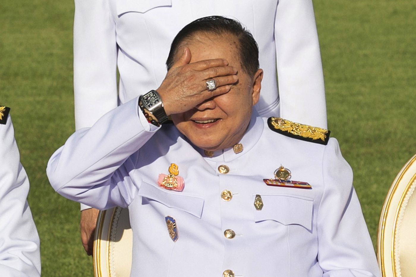Thailand acquits deputy PM in luxury watch scandal
