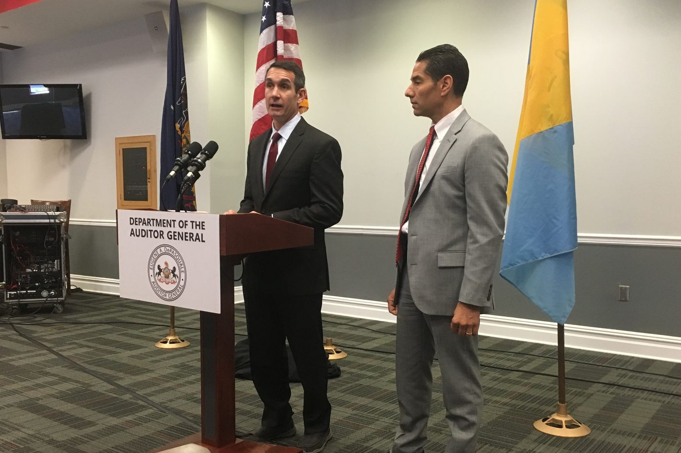 Pa. auditor general to audit Temple University; business school and tuition hikes are areas of focus