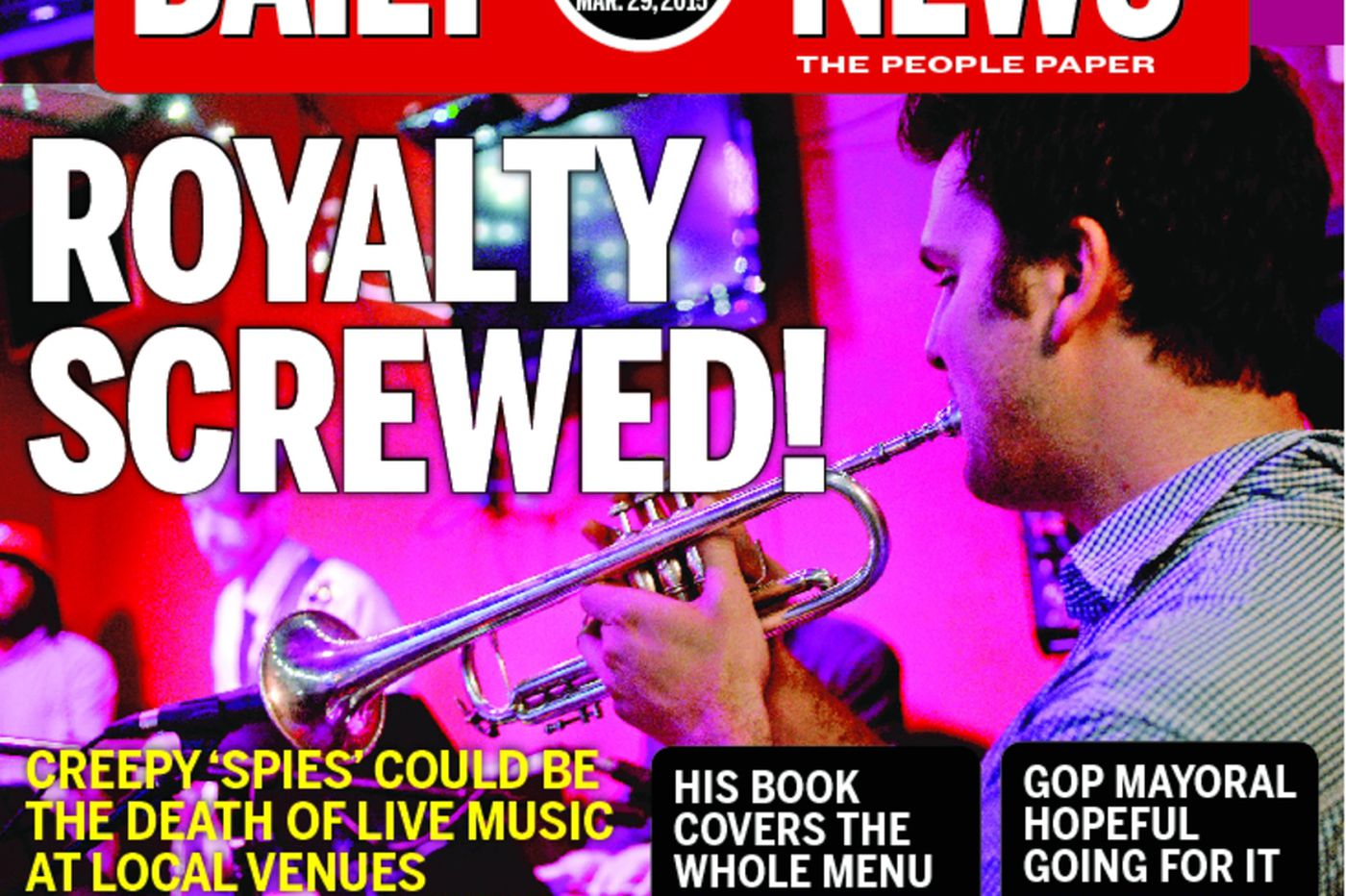 Dailynews Monthly Covers 03/28/15