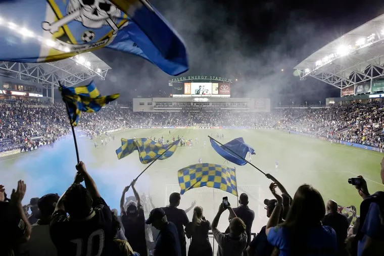 The Union are the only pro or college team in Philadelphia that doesn't offer online streaming for local fans, and that isn't likely to change soon.