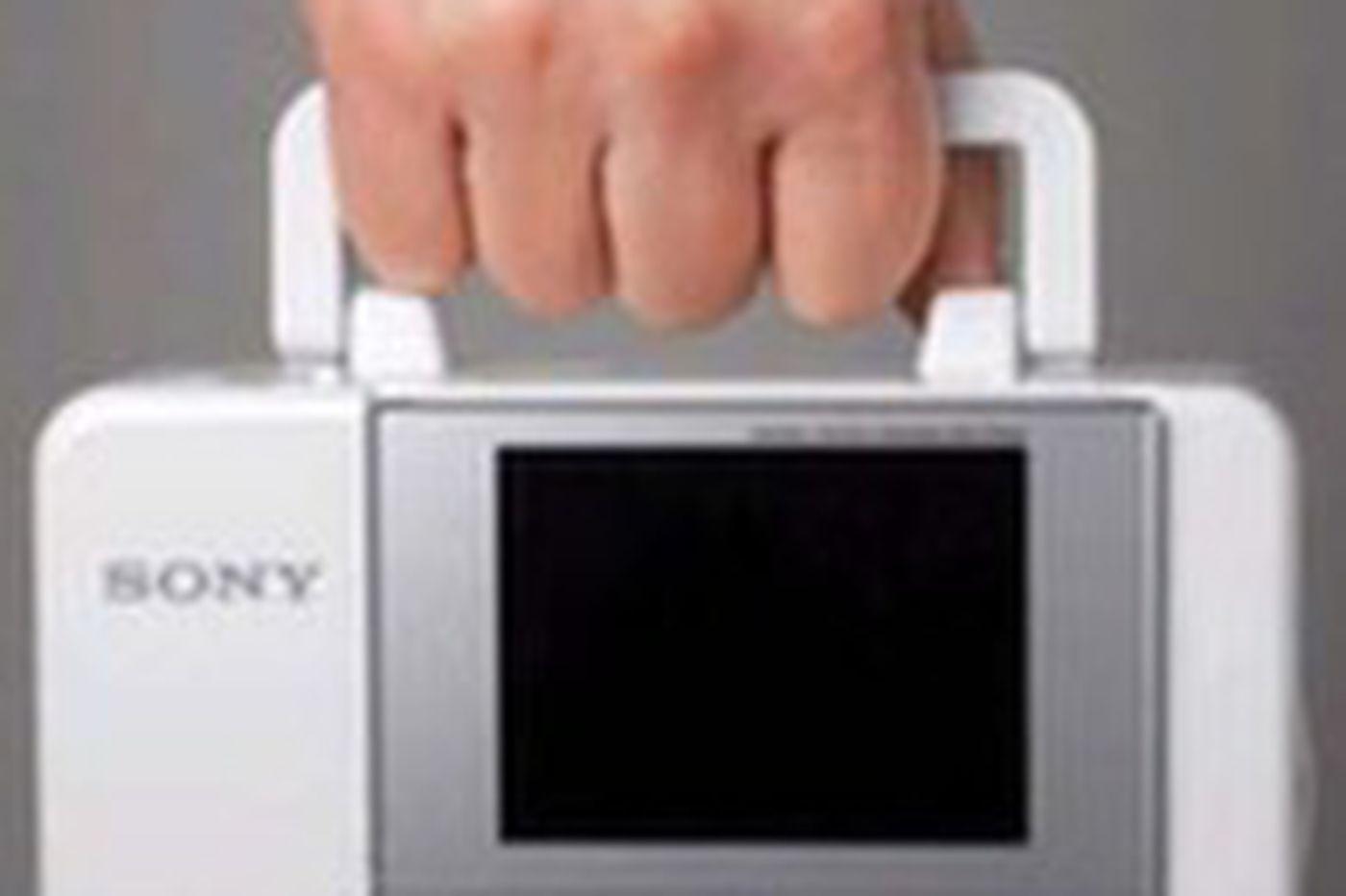 Jonathan Takiff | Sony unveils cutting-edge electronics