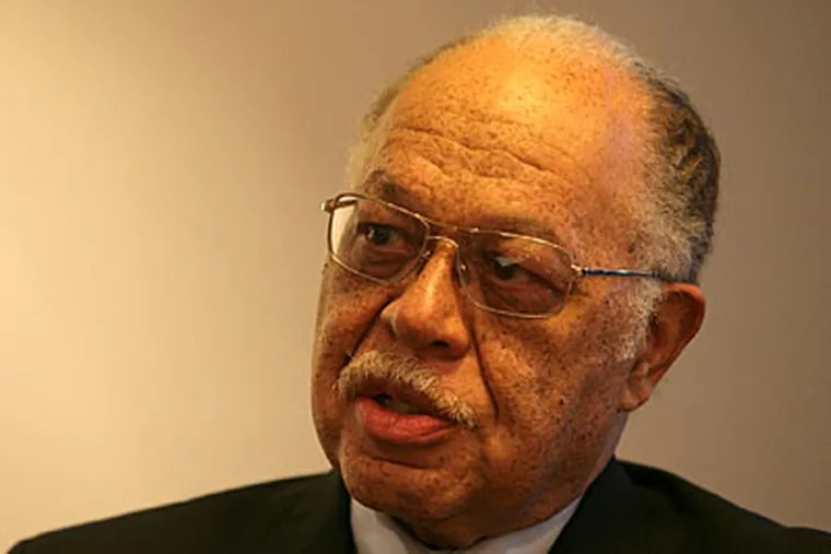 A grand jury charged abortion Doctor Kermit Gosnell with 8 counts of murder relating to procedures performed at his West Philadelphia clinic. (Yong Kim / Staff Photographer)