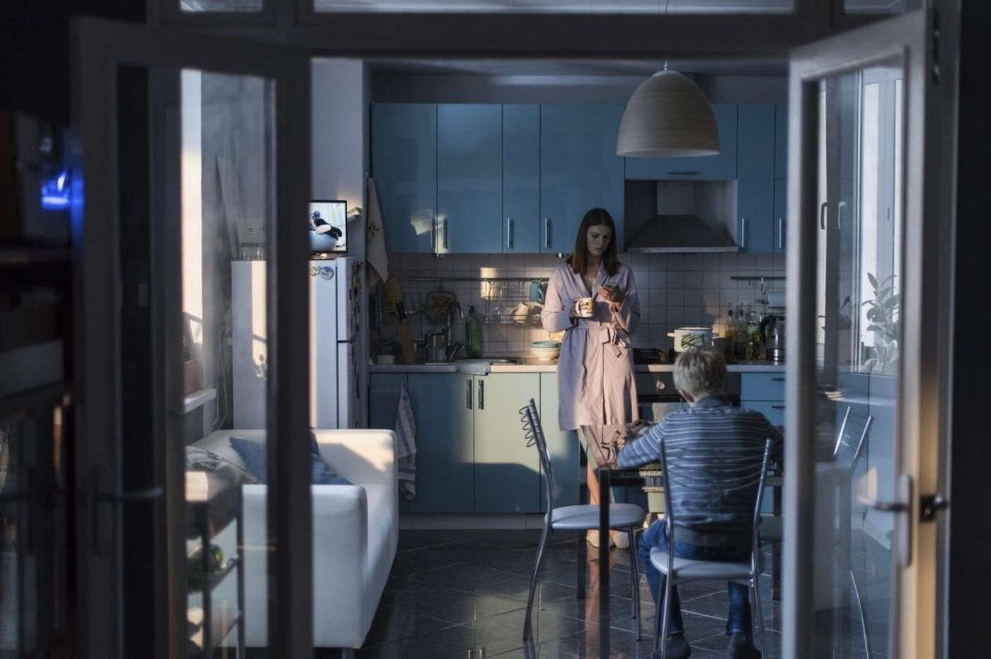Oscar-nominated 'Loveless': Divorce, Russian style