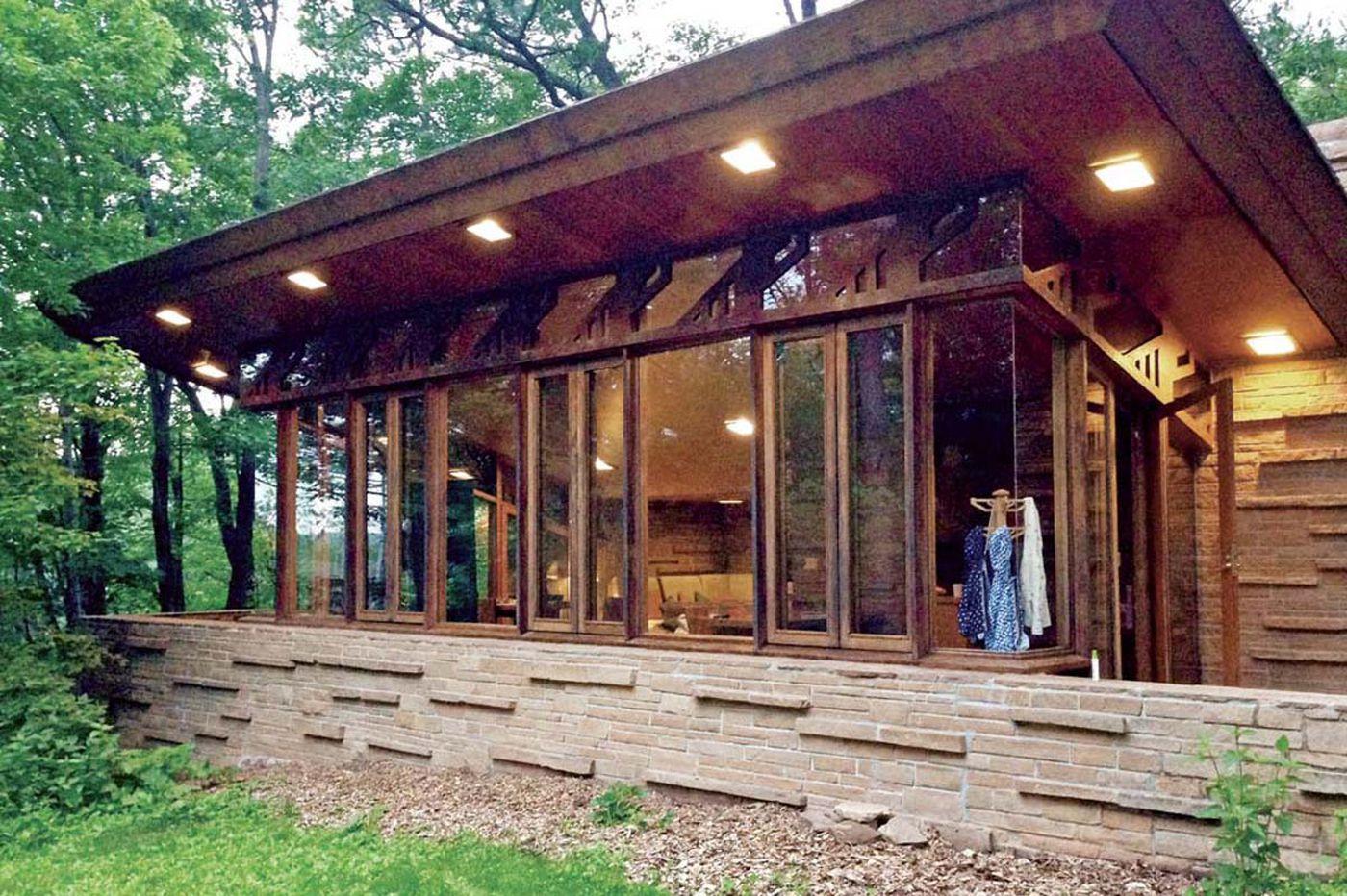 Frank Lloyd Wright's last, tragic masterpiece