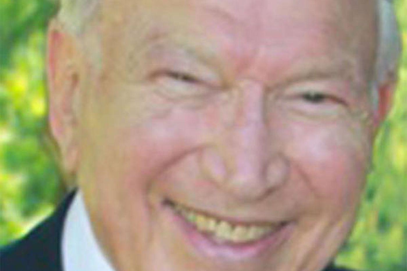 Jay Lipson, 92, real-estate broker