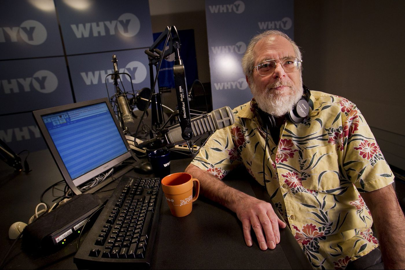 Out at WHYY, 'You Bet Your Garden' moves production to Bethlehem's PBS39