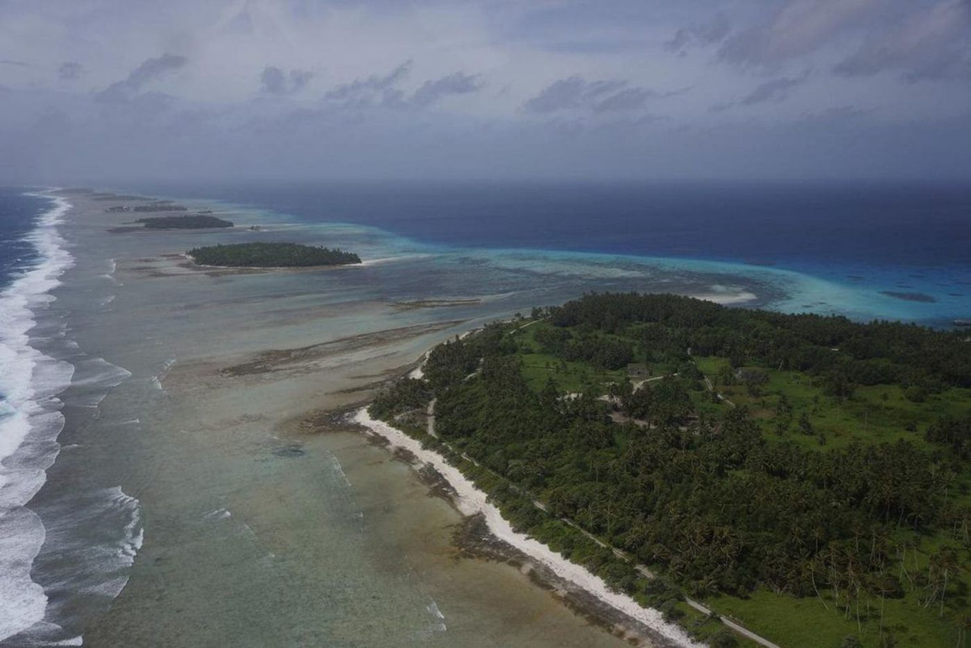 Climate change could make thousands of tropical islands 'uninhabitable' in coming decades, new study says