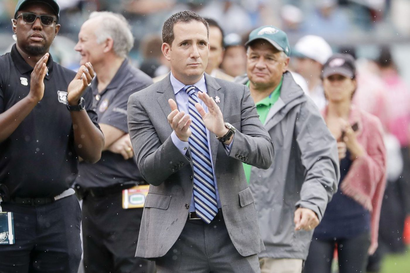Eagles' Howie Roseman has earned the benefit of the doubt after Ajayi trade | Jeff McLane