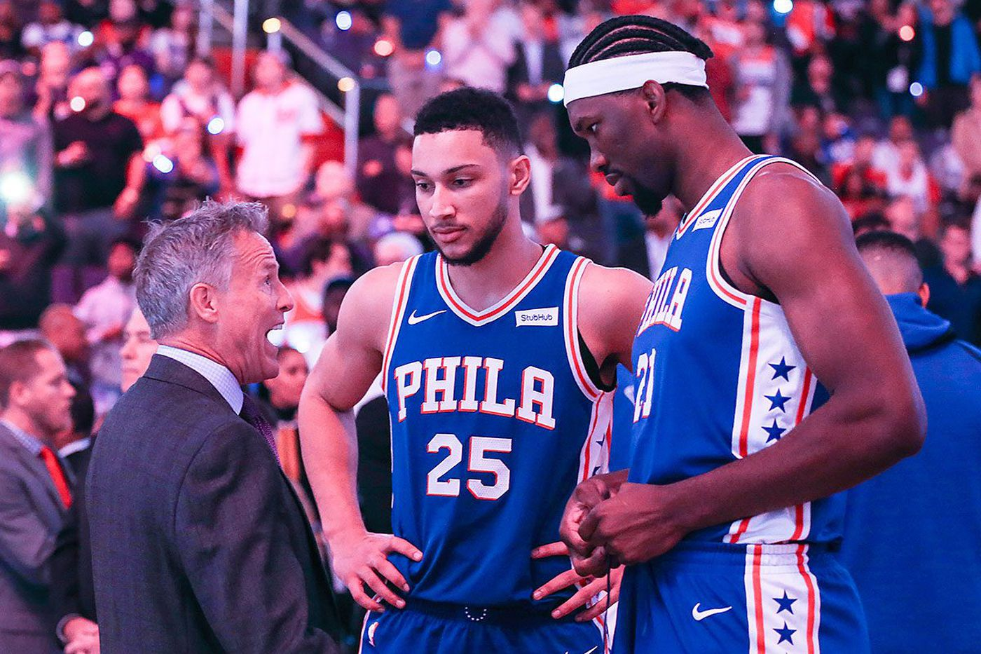 Sixers 'ready to go' against Detroit Pistons