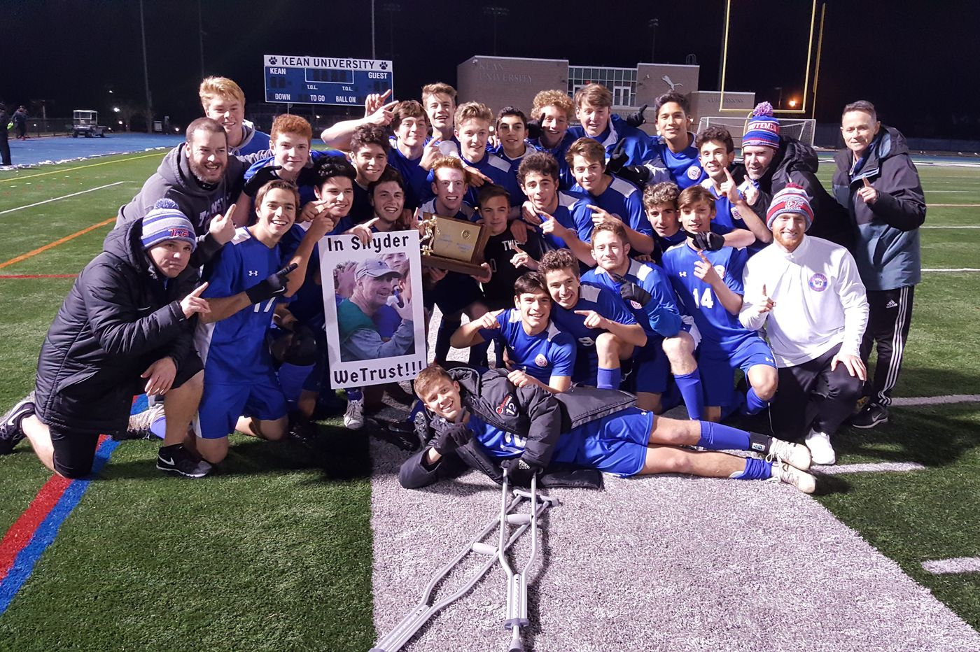 Justin Bautista scores winner as Washington Township takes Group 4 state soccer title