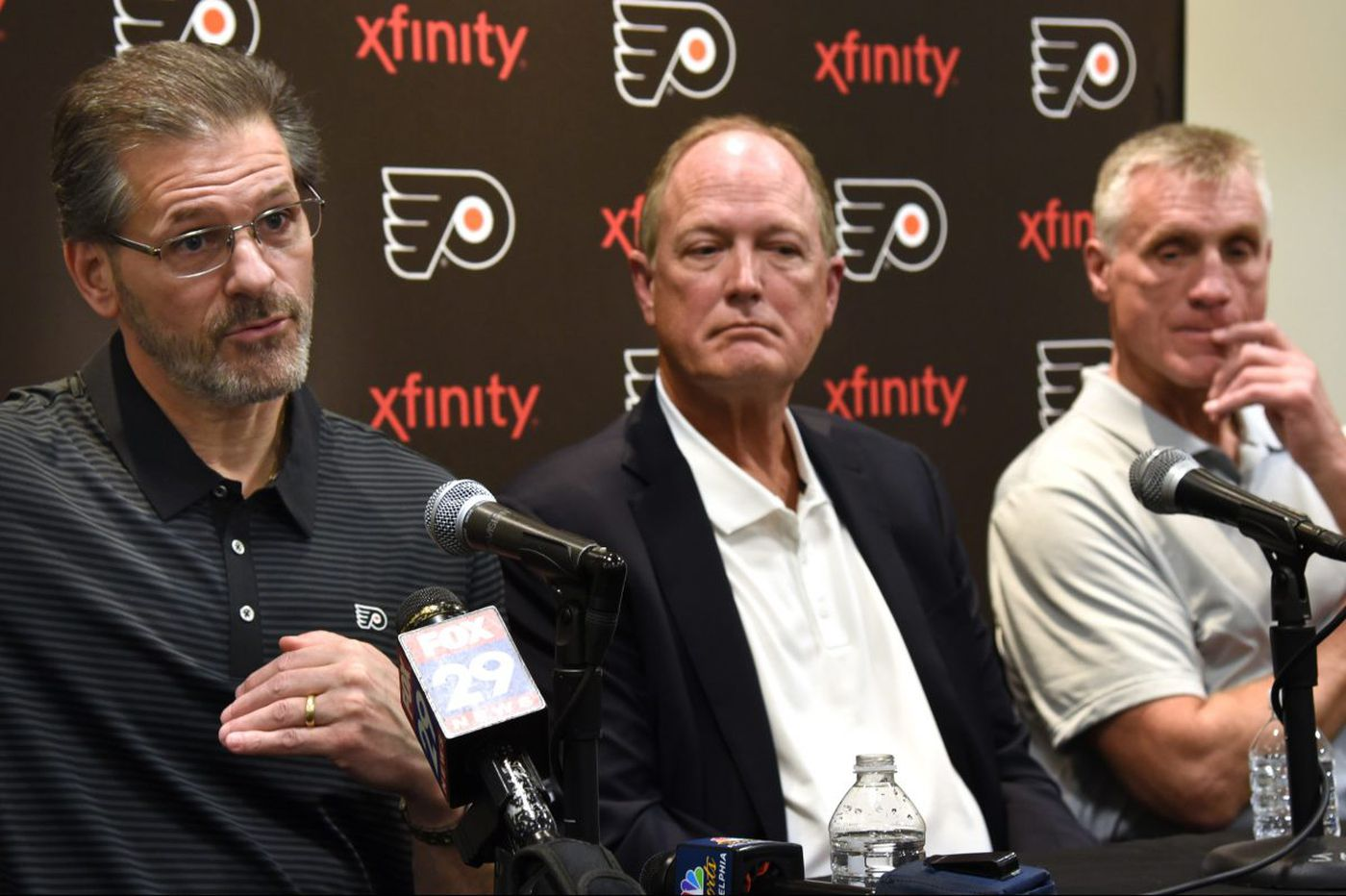Paul Holmgren: Flyers GM Ron Hextall will have 'free rein' in free agency
