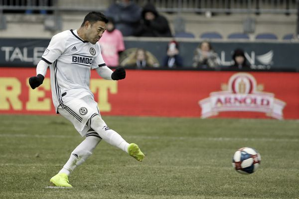 Union's Marco Fabián rules himself out 1-2 weeks with sprained ankle; team gives no official timeline