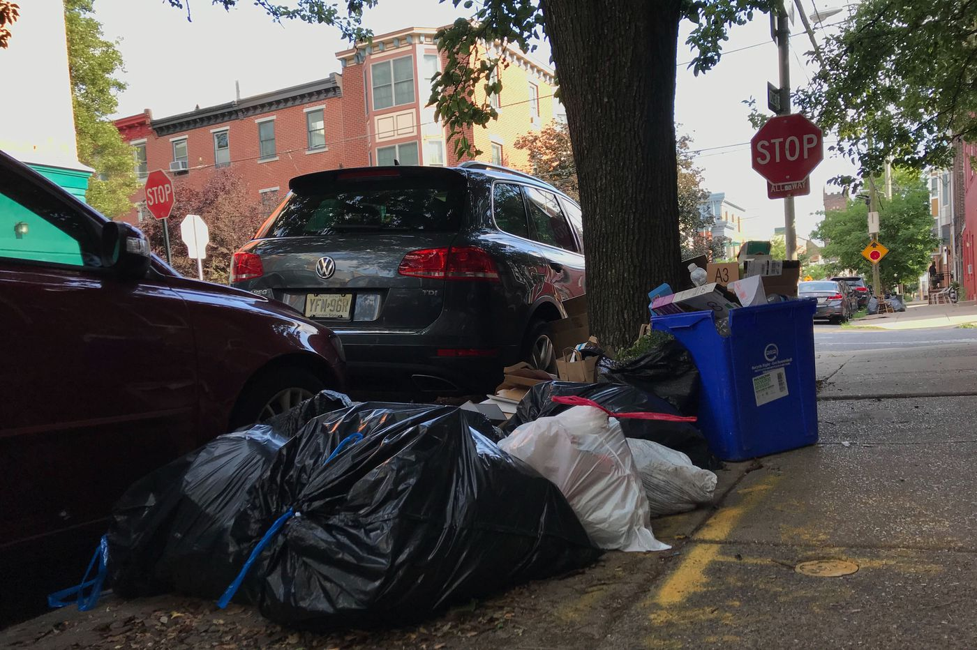 Cancel Philly's failed recycling program | Opinion