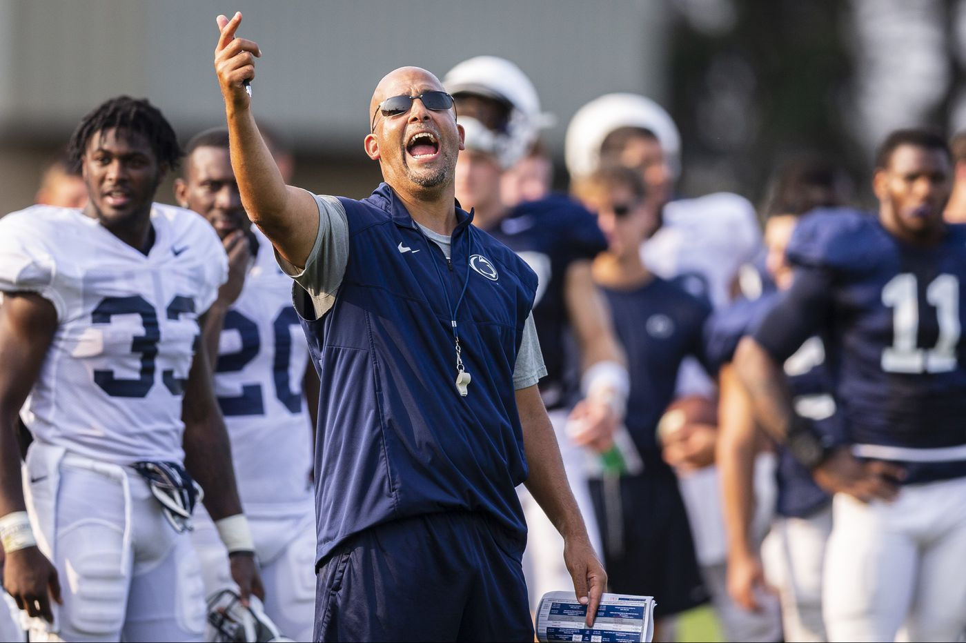 Penn State enters new season with youth, inexperience – and talent