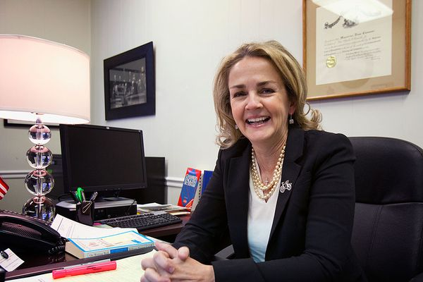 Seeking to ban 'undetectable' guns, Rep. Madeleine Dean proposes law