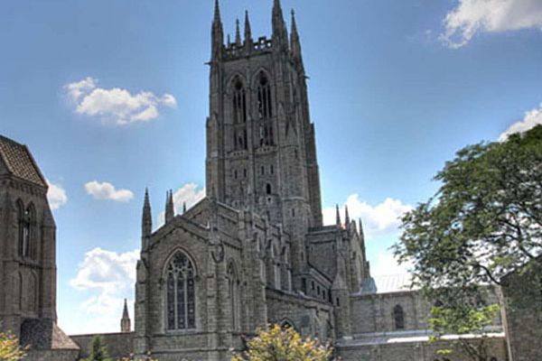Where We Worship: Bryn Athyn Cathedral