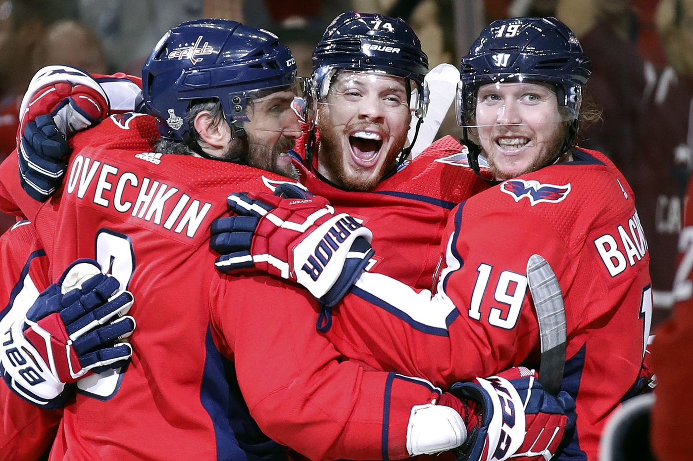 Caps on verge of ending long Stanley Cup drought; Vegas coach says pressure is off