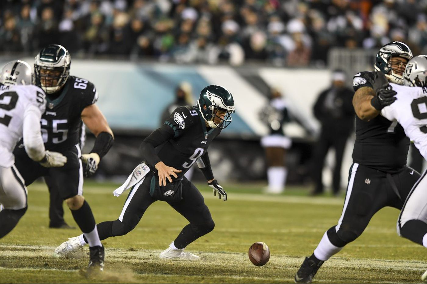 Film breakdown: Which Nick Foles will the Eagles get in the playoffs?