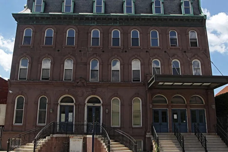 Legendary Blue Horizon building at 1314 North Broad Street in Philadelphia, PA. ( MICHAEL BRYANT / Staff Photographer, file )