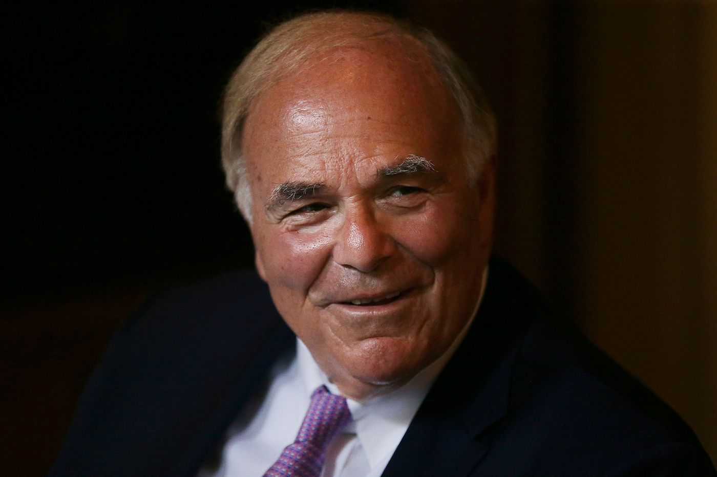 Former Pa. Gov. Ed Rendell announces he has Parkinson's disease