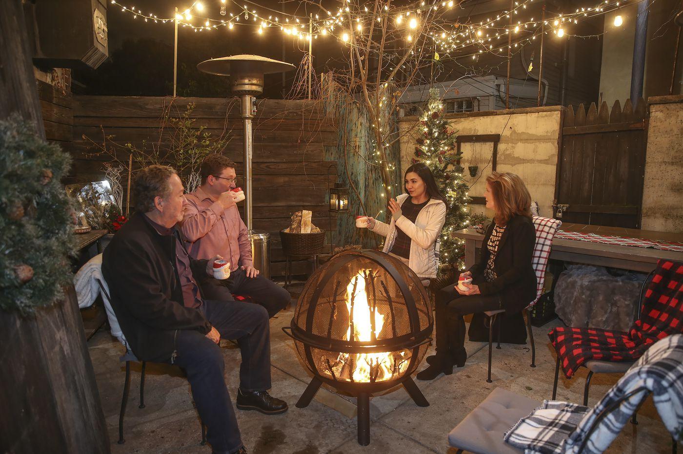 Restaurants hope people keep eating outside as the weather cools   Coronavirus Newsletter