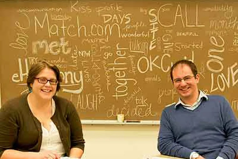 Check Up: Drexel researchers look at how online dating sites define success