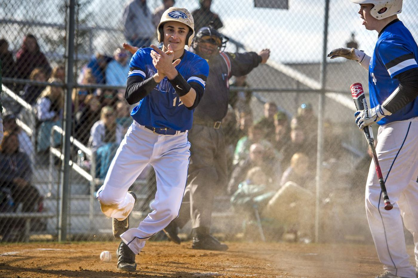 John Urbach's steal of home sparks Paul VI past Audubon