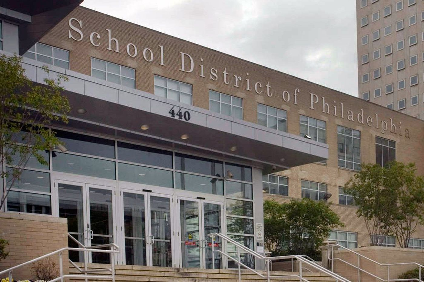 Eight-year-old assaulted by Philly school police, father says