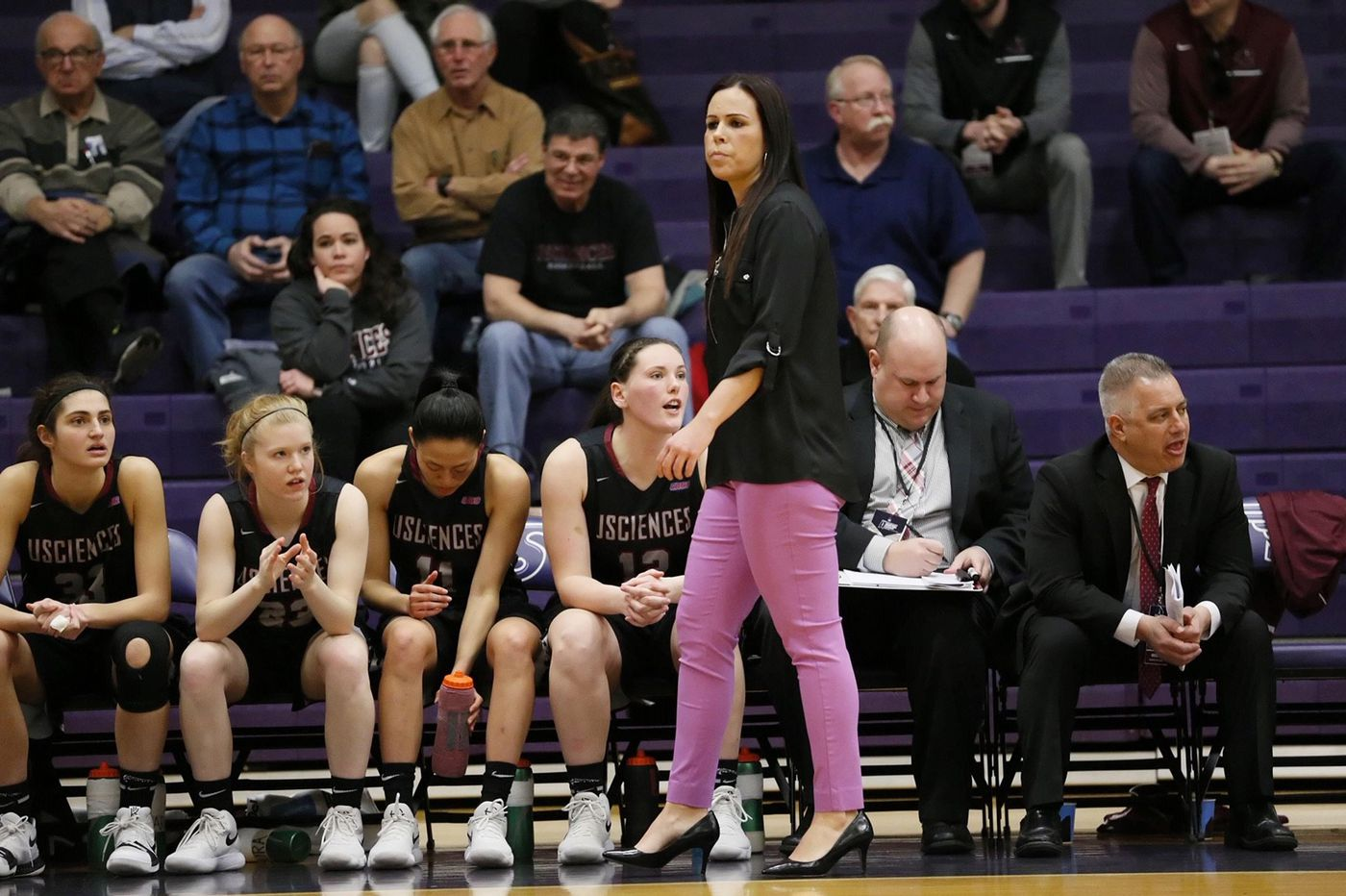 Rise of University of Sciences women's hoops has made for great rivalry with Jefferson University | Mike Jensen