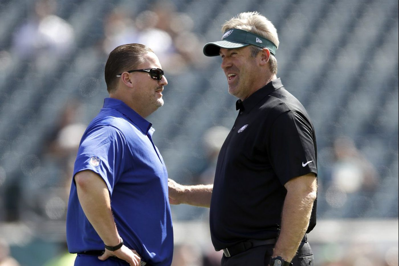 Doug Pederson calls a head-scratcher | Bob Ford