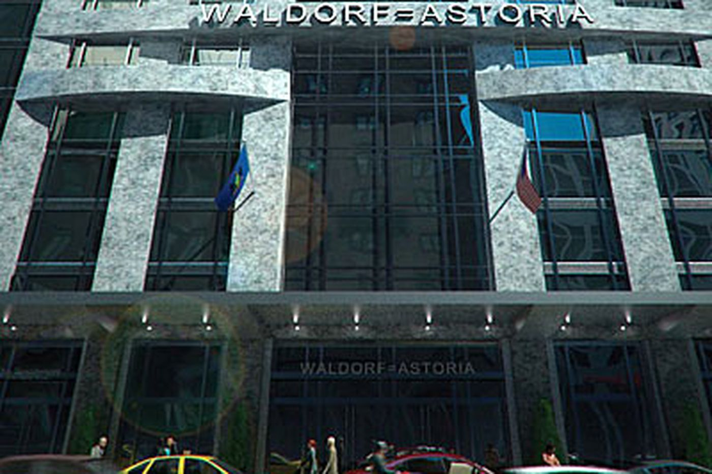 A Waldorf is planned for Center City