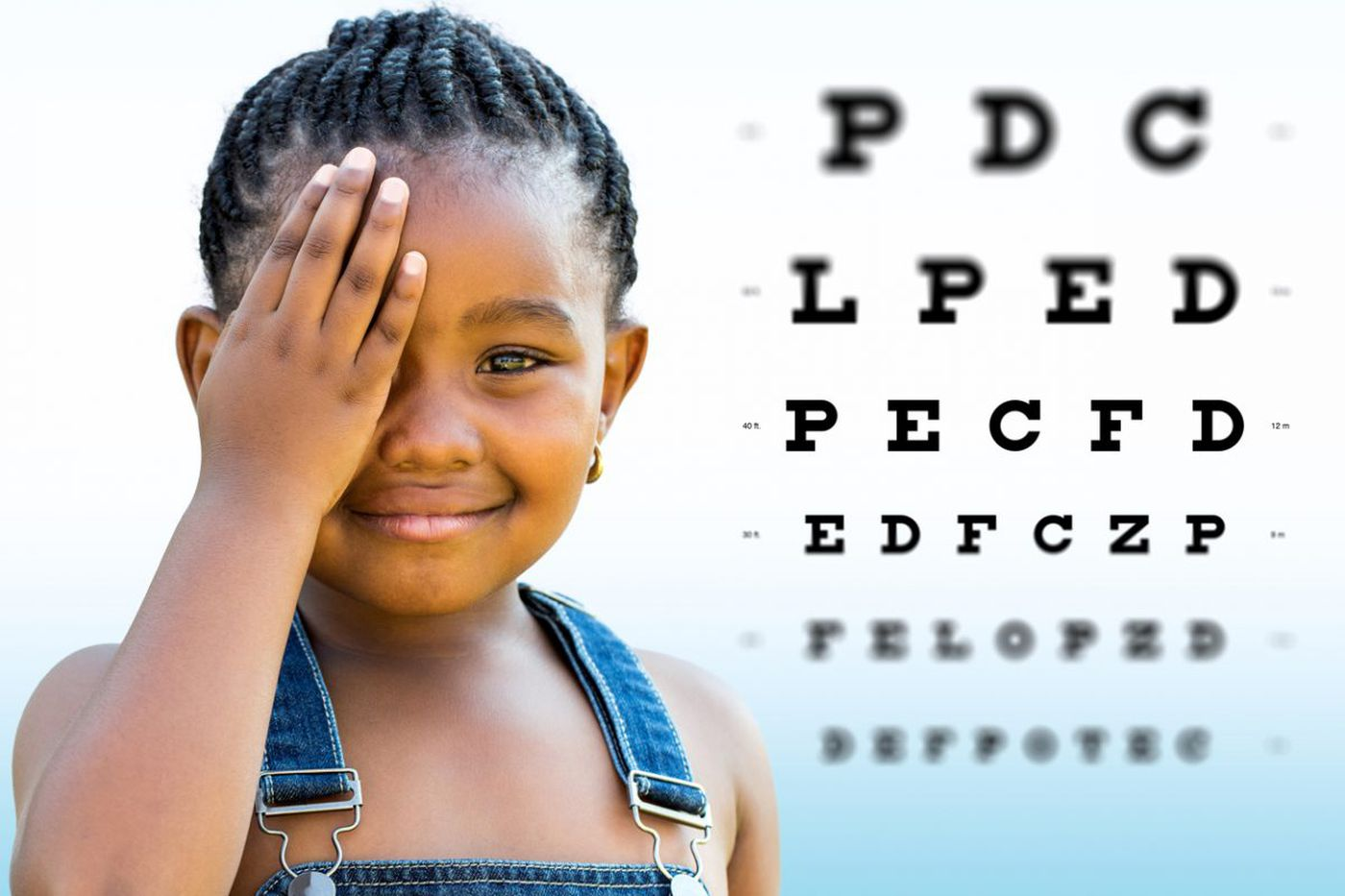 20 percent of Philly kids fail in-school eye exams. Wills Eye program can help.