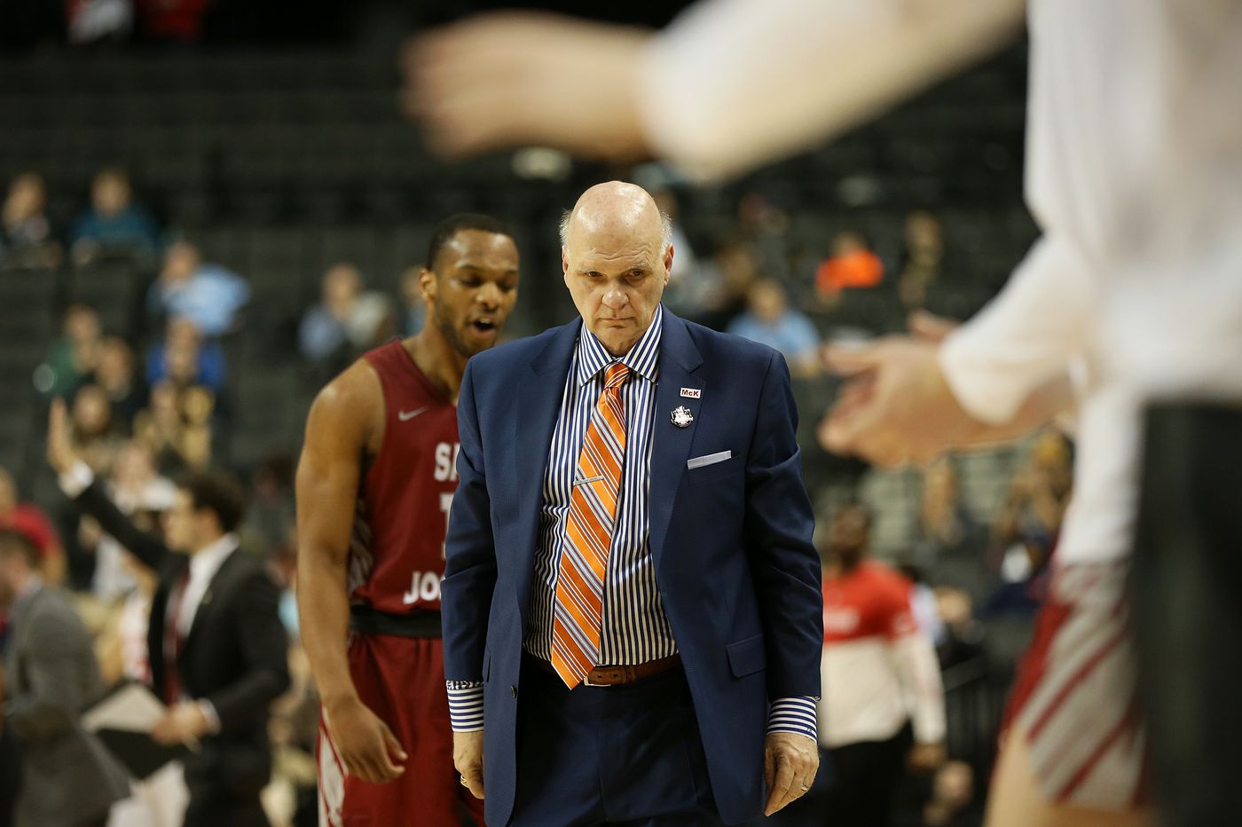 Phil Martelli fired by St. Joseph's after 24 years as head coach
