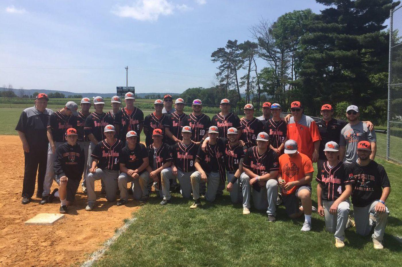 Thursday's Pa. roundup: Marple Newtown baseball advances to state semifinals