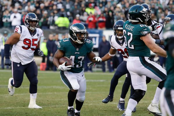 Darren Sproles gave the Eagles all he had vs. the Texans, and he might not be finished | Mike Sielski