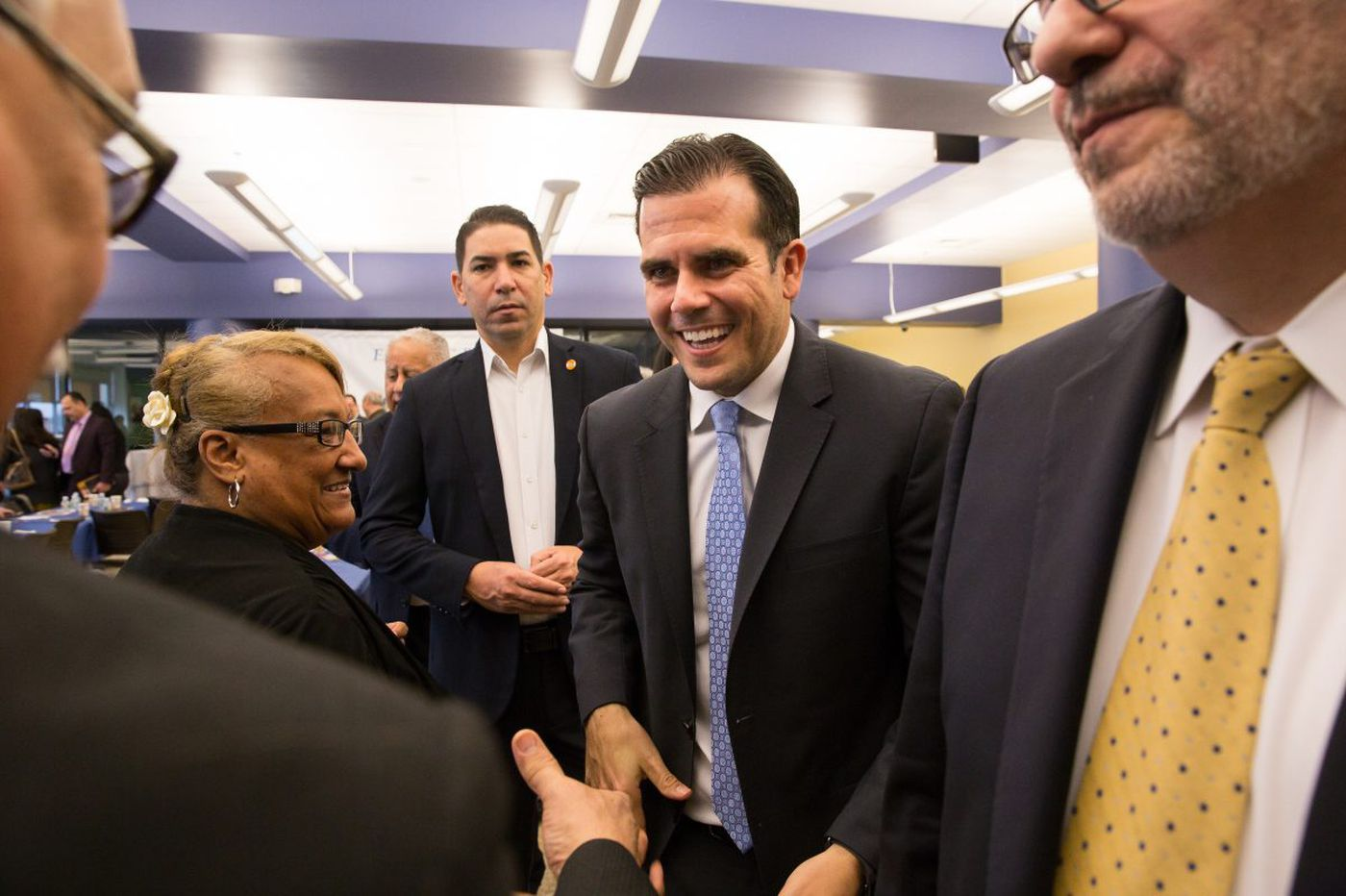 Puerto Rico recovers as reform talks grind on